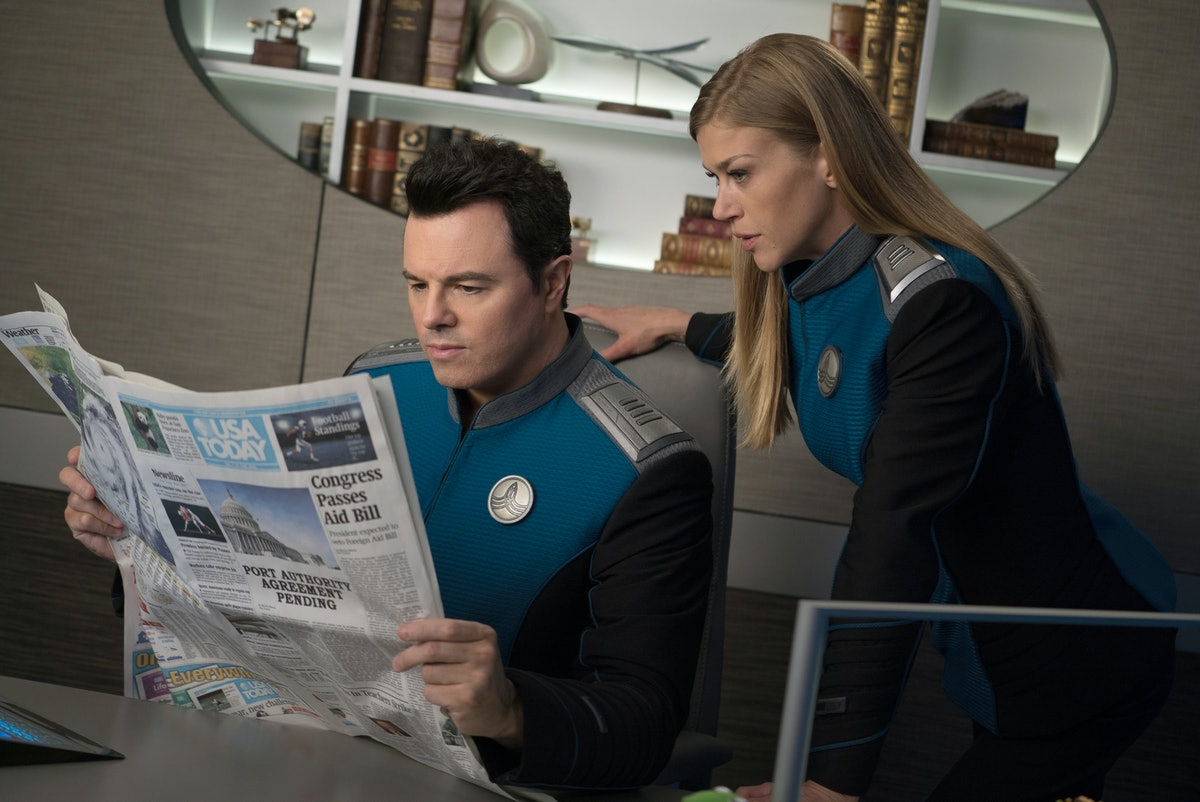 Will There Be A Season 3 Of 'The Orville'? Fans Are Keeping Their Fingers Crossed