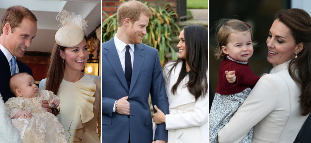 5 Royal Baby Name Rules & Traditions That May Help Inspire Prince Harry & Meghan Markle For Baby Sussex's Moniker