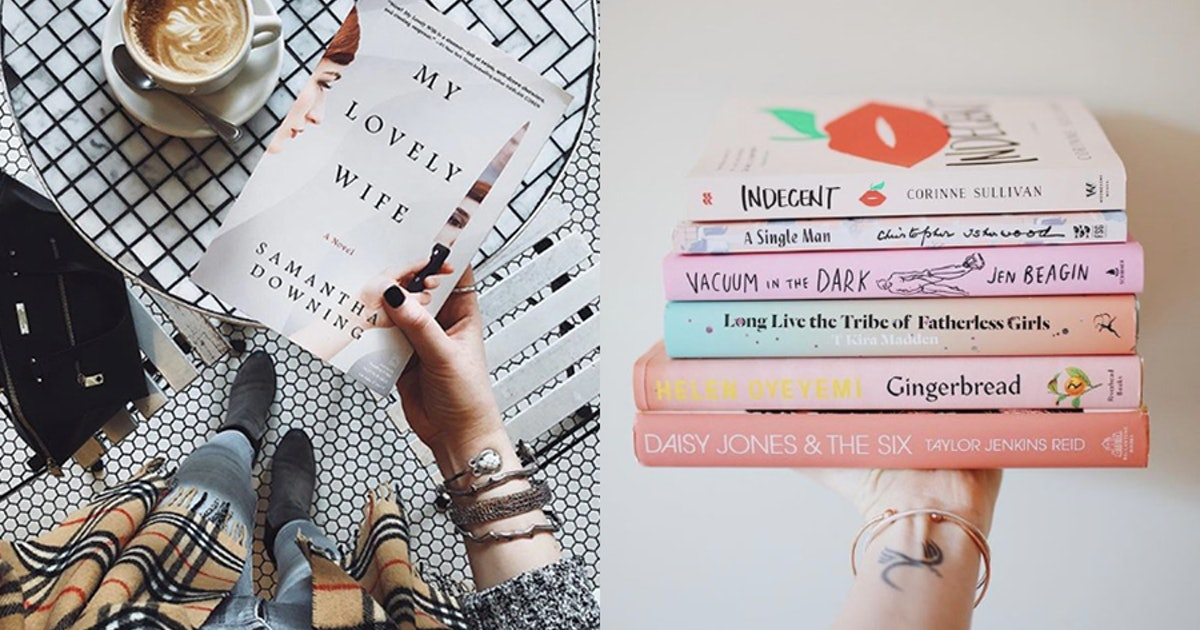 8 Instagram Book Influencers Share Why They Love Bookstagram — And How They Get The Perfect Photo