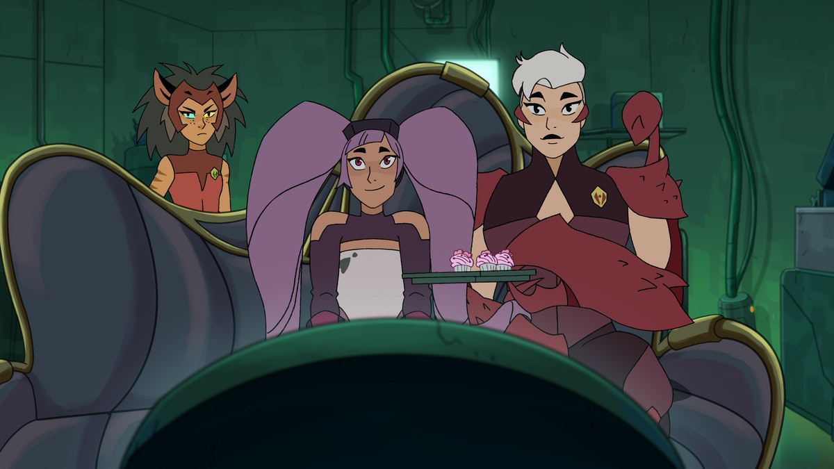 Entrapta In The Original 'She-Ra' Was A Villain, But The Netflix Version Gives Her A New Origin Story