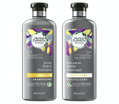 Herbal Essences, Shampoo and Sulfate Free Conditioner Kit, BioRenew Activated Charcoal