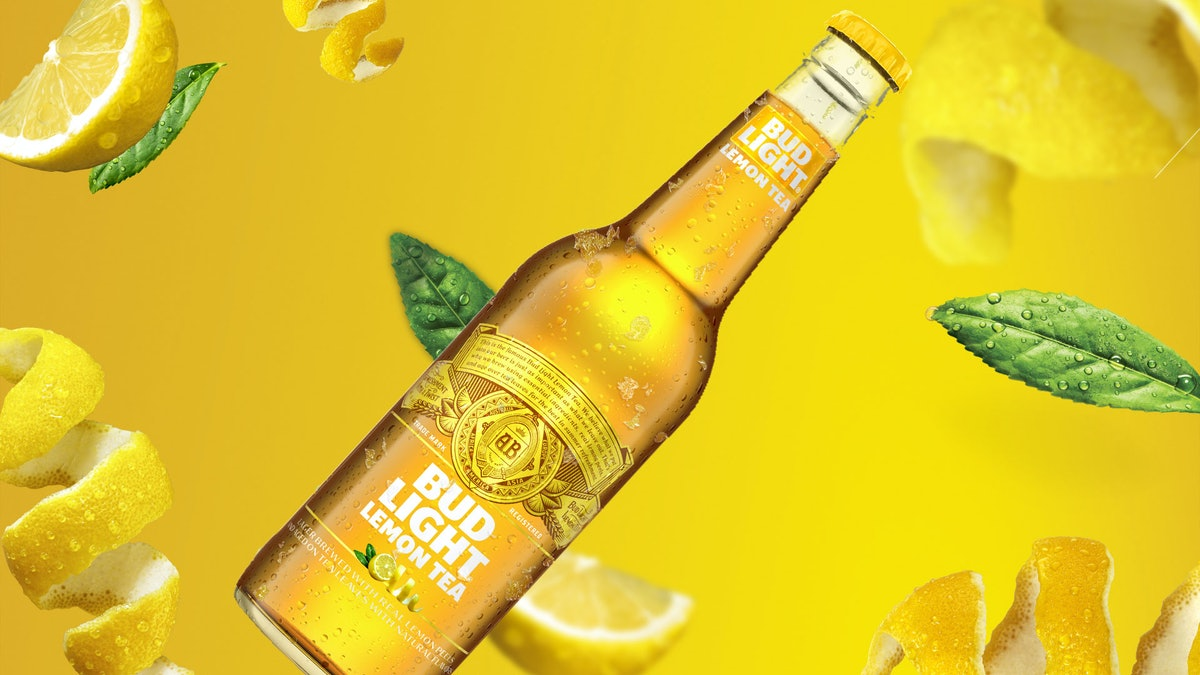 Bud Light's New Lemon Tea Flavor Just Made Summer Happy Hour Even Happier