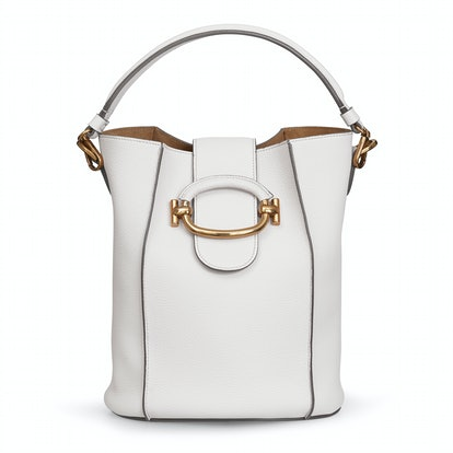 Bucket Bag Small in White
