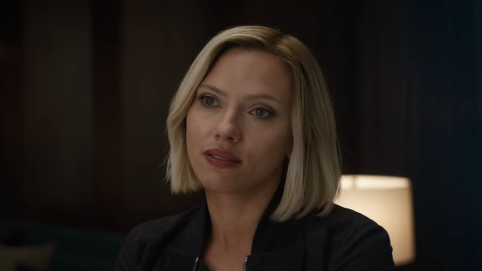 Black Widow S Fate In Endgame Brings Up A Lot Of Questions