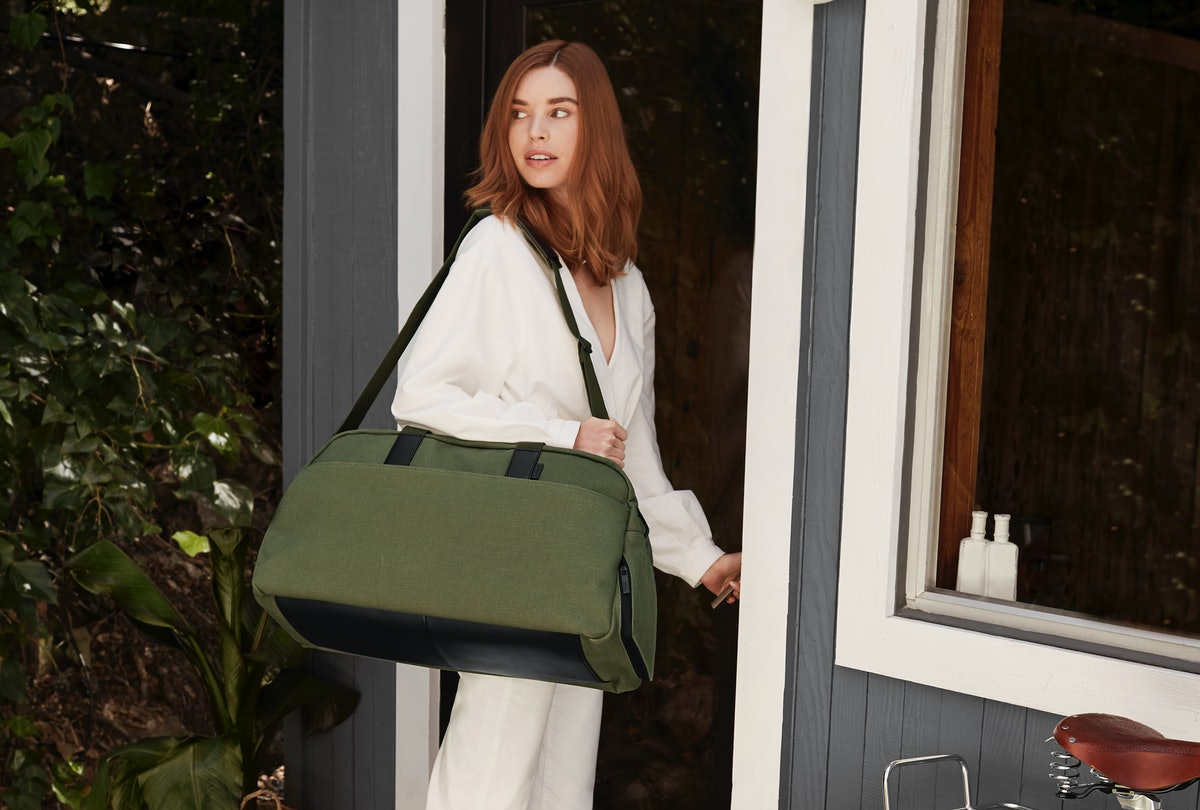 Away's New Weekender Bag Comes In 3 Colors & Will Make Traveling So Much Easier