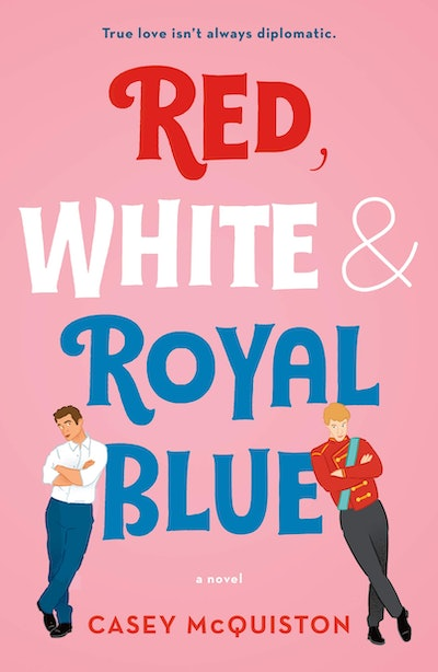 'Red, White & Royal Blue' by Casey McQuiston