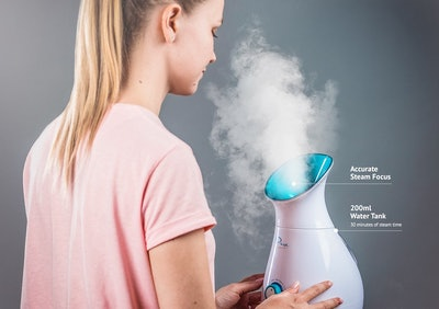 NanoSteamer Nano Ionic Facial Steamer