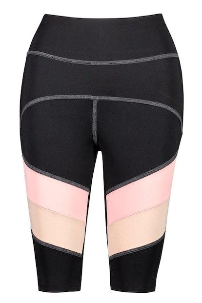 Fit Premium Colour Block Short