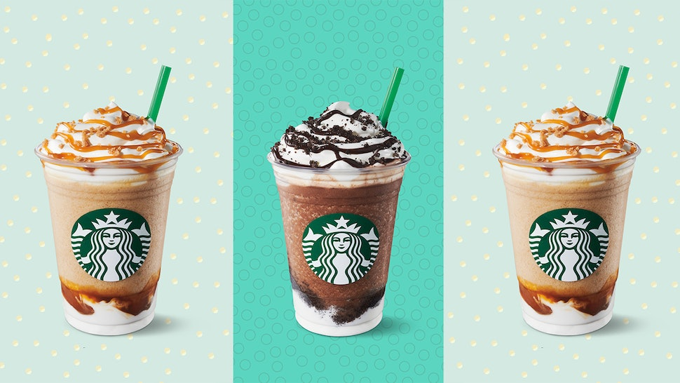 Starbucks Is Adding Two Frappuccinos To Its Permanent Menu