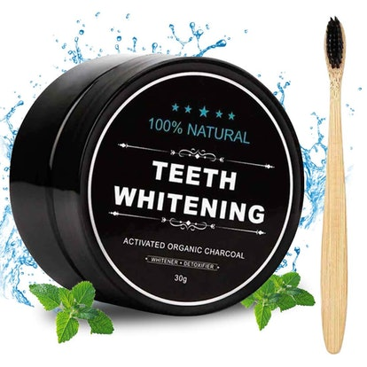 Aotto Activated Charcoal Whitening Powder