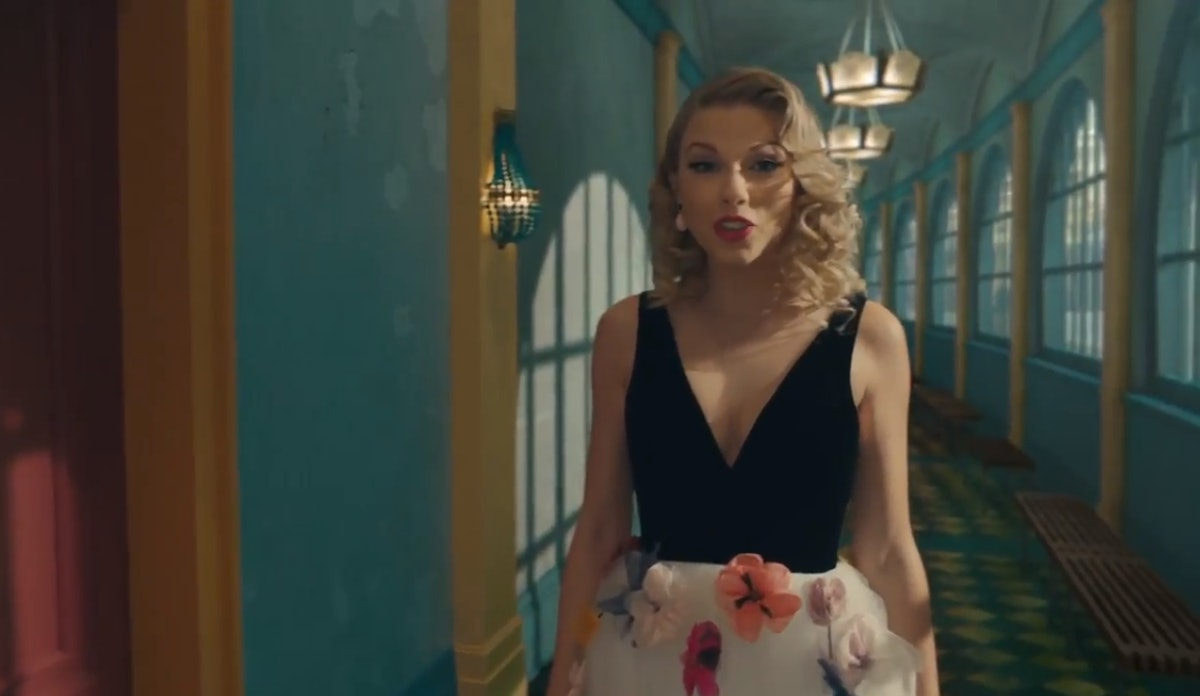 "Taylor Swift & Brendon Urie's ""Me!"" Video Is About Her Evolution Into A Gorgeous Butterfly"