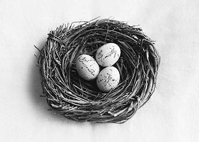 Family Nest with Custom Names