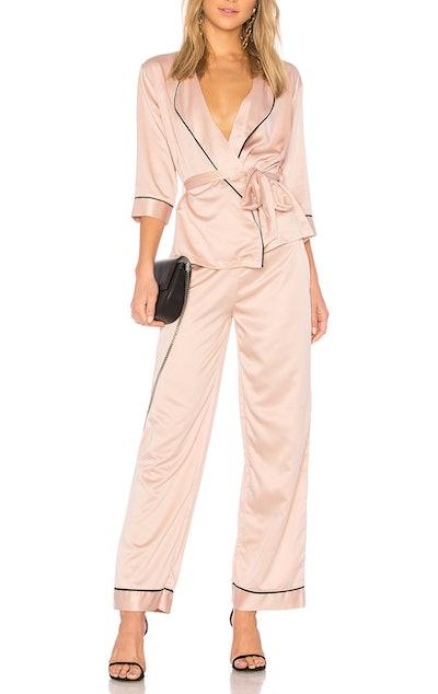 Wren Kimono & Trouser Set