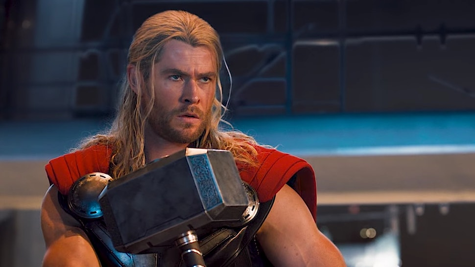 Who Can Lift Thor's Hammer? In Marvel Comics, Only Few Have
