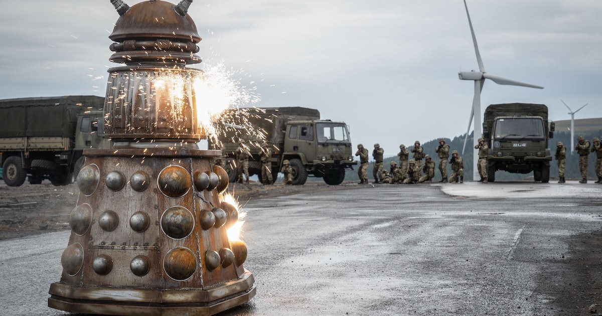 'Doctor Who' Has Banned The Daleks & I'm Not Ready To See Them Exterminated