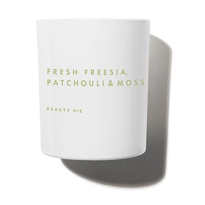 Beauty Pie Fresh Freesia, Patchouli & Moss Candle