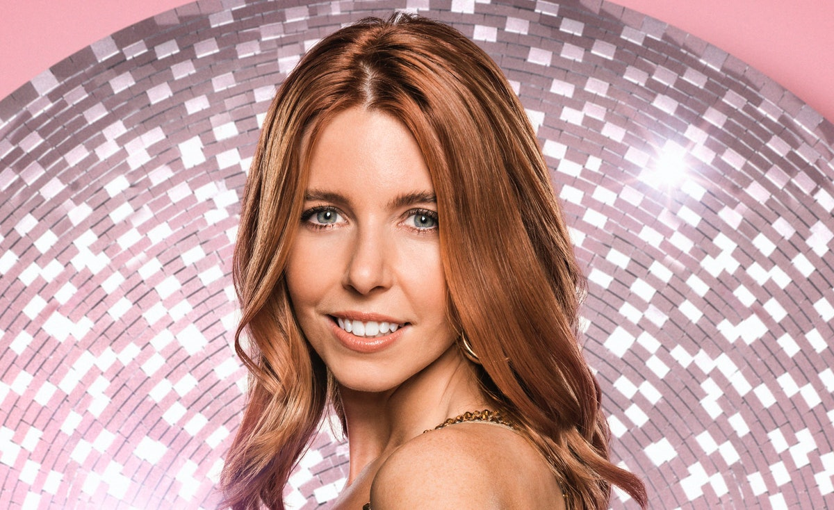 Stacey Dooley Comments On *That* 'Strictly' Kissing Scandal Prove She's So Over It & TBH, Fair