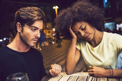 If your partner seems to be secretive, a toxic past may be to blame.