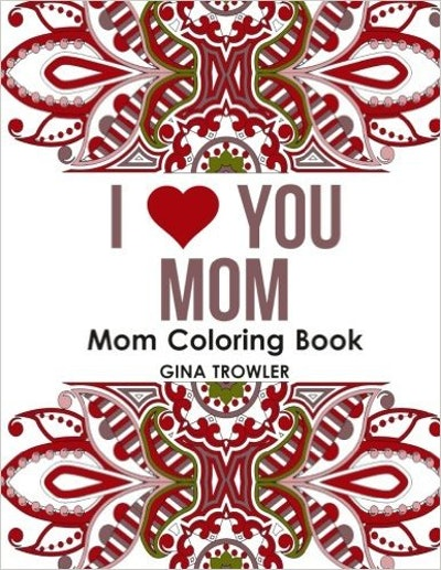 Giina Trowler Mom Coloring Book