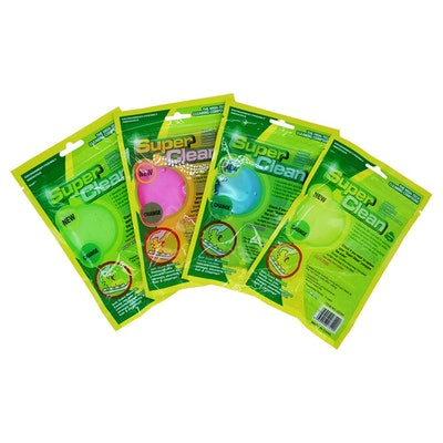 Bonzer-shine Super Clean Gel (Pack of 4)