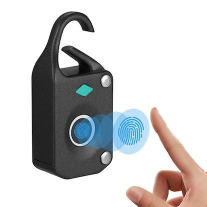 Pulse On Fingerprint Padlock