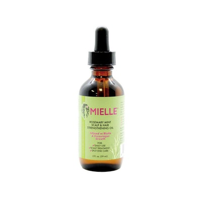 Rosemary Mint Scalp & Hair Strengthening Oil