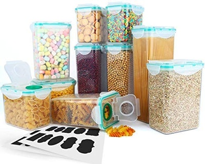 VERONES Airtight Storage Containers (10 Pack)