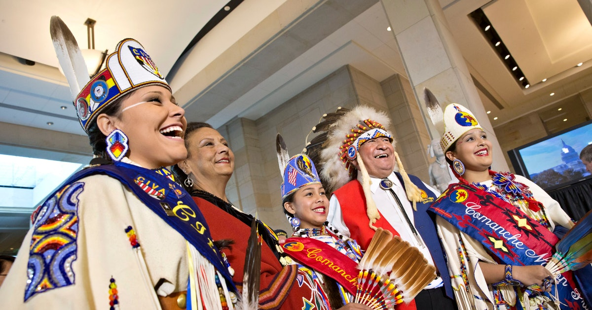 Oklahoma Moves Native American Day So It Overlaps With Columbus Day