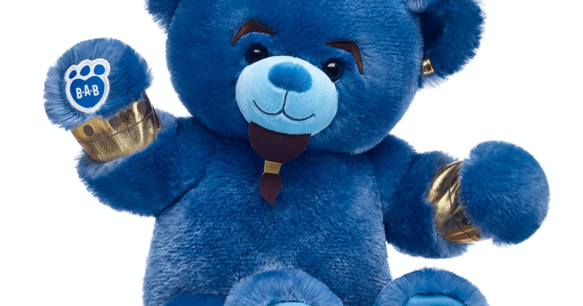 Aladdin Build-A-Bears Are Here, & It's A Whole New World