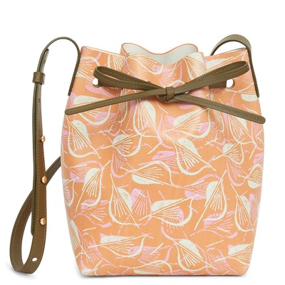 Cammello Mini Bucket Bag With Marc Camille Chaimowicz Print