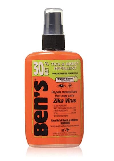 Ben's 30 DEET Mosquito, Tick, & Insect Repellent