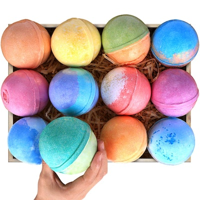RoseVale Bath Bombs Gift Set