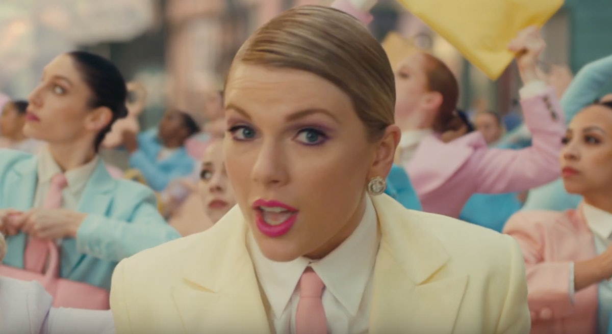 """The Cameos In Taylor Swift's """"ME!"""" Music Video Include The Cutest Appearance By Her Cats"""
