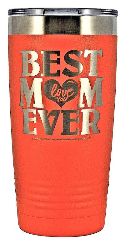 Best Mom Travel Mug