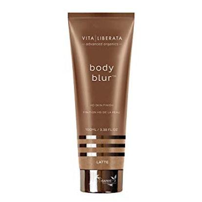Body Blur Sunless Glow Self Tanning Instant HD Skin Finish