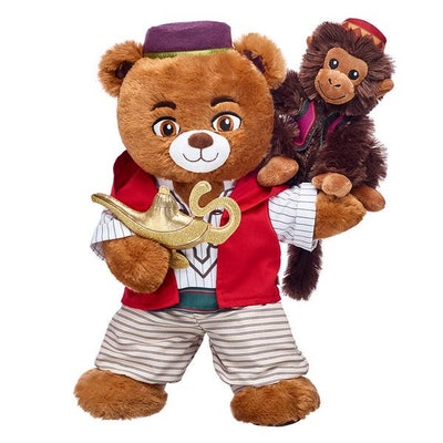 Ali and Abu Build-A-Bear