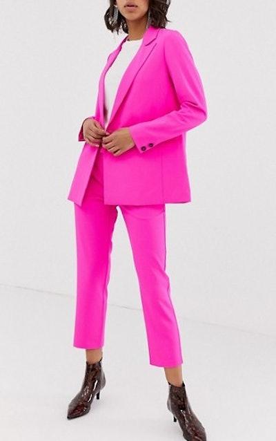 Custommade Anya Pink Suit Jacket & Pants