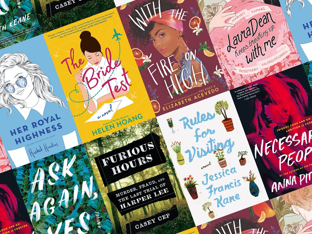 45 New Books Coming Out In May 2019 To Add To Your Memorial Day Reading List