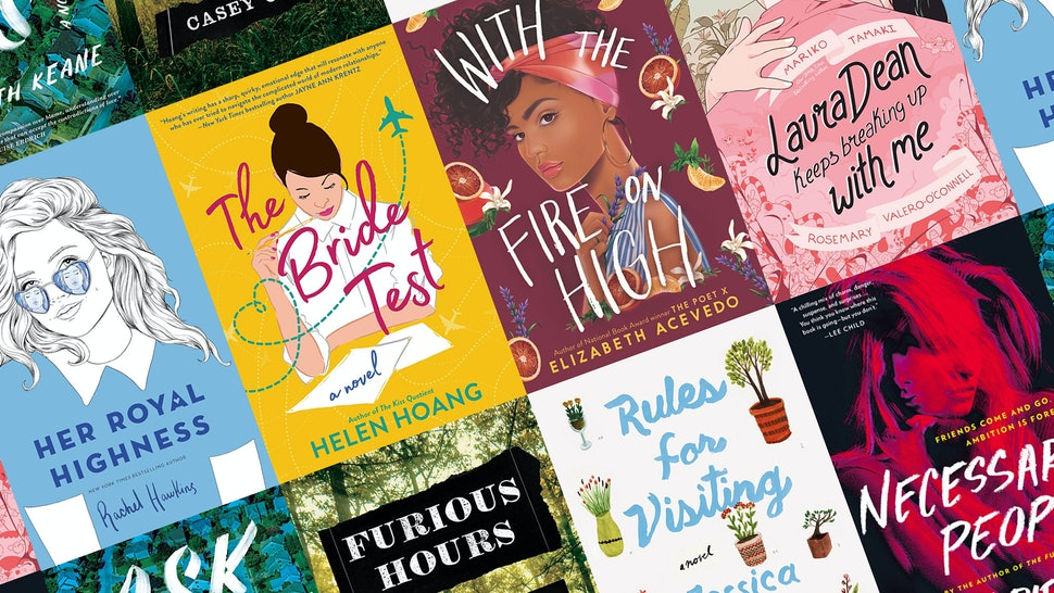 45 New Books Coming Out In May 2019 To Add To Your Memorial Day