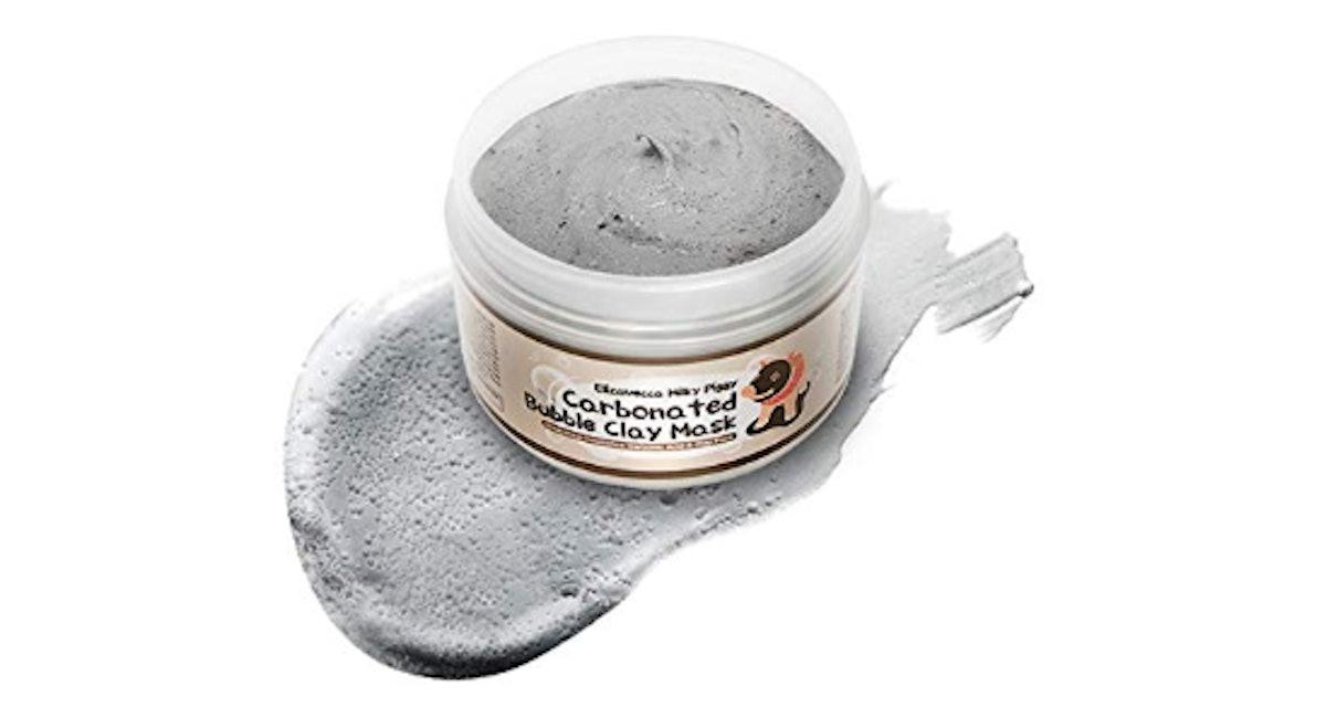 Elizavecca Milky Piggy Carbonated Bubble Clay Mask, 3.5 Fl. Oz.