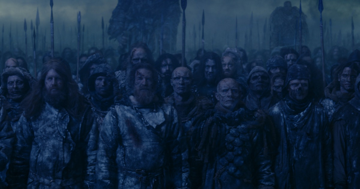 How Do You Kill Wights On 'Game Of Thones'? There Are