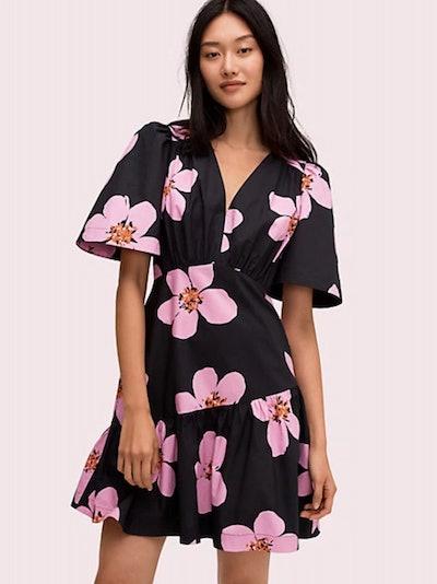 Grand Flora Dress