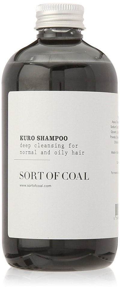 Sort Of Coal Kuro Activated Charcoal Shampoo