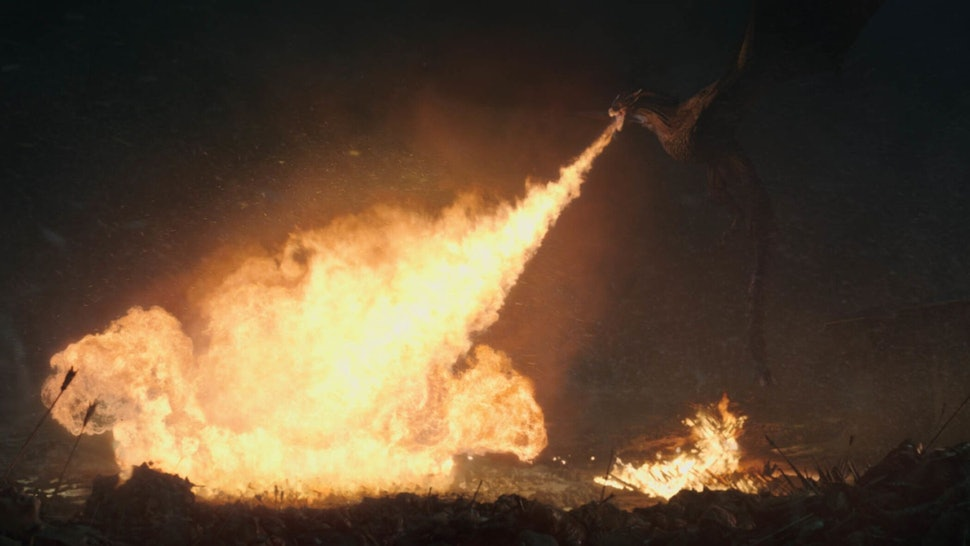 Which Dragons Are Still Alive On 'Game of Thrones'? There's