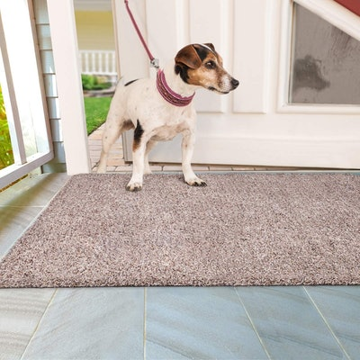 BEAU JARDIN Highly-Absorbent Welcome Mat