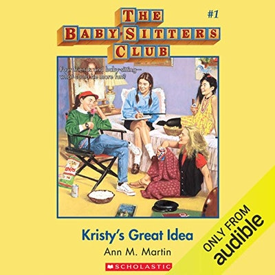 'Kristy's Great Idea' by Ann M. Martin, Read by Elle Fanning