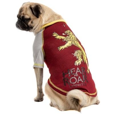 Game Of Thrones Pet Top