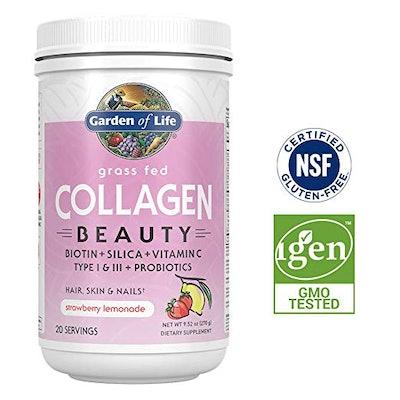 Garden Of Life Collagen Beauty Powder