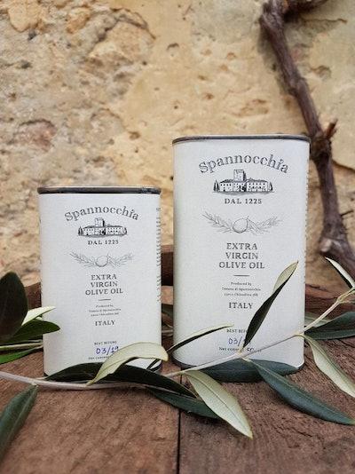 Spannocchia 2018 Organic Extra Virgin Olive Oil - 500ml