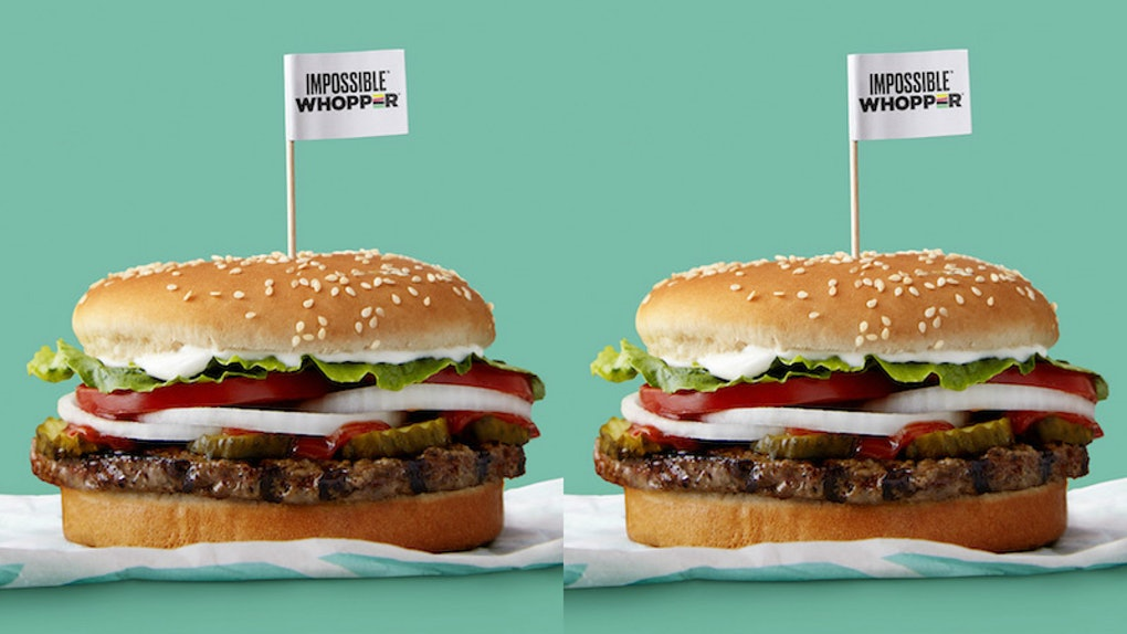 Is Burger King's Impossible Whopper Available Near Me? It